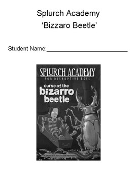 Splurch Academy - Bizzaro Beetle Journal