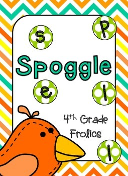 Spoggle - Yellow, Orange, Turquoise, and Lime Theme