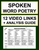 Spoken Word Observation & Response Guide