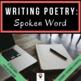 Spoken Word Poetry: Bundle of 4 Lessons