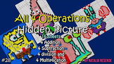 SpongeBob (PACK of 4) - Mystery Picture 4 operations