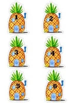 Sponge Bob Counting Match