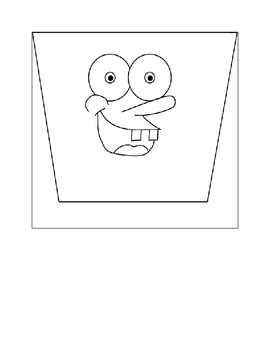 Sponge Bob Polygon Pants