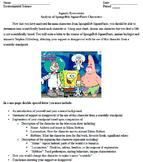 PROJECT SpongeBob Aquatic Ecosystem Analysis