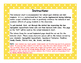 SpongeBob SquarePants Token Behavior Chart!