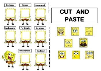 SpongeBob SquarePants feelings