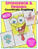 Spongebob & Friends Coordinate Graphing!