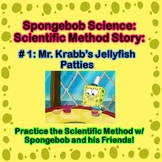Spongebob Science: Scientific Method Storybook