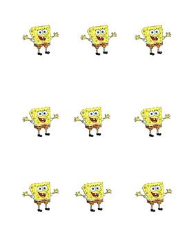 Spongebob WH-Questions