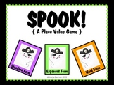 Spook! Halloween Place Value Resource {Common Core Aligned}