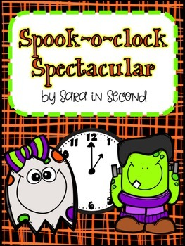 Spook-o-clock Spectacular - Halloween Game