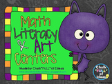 Spook-tacular Bundle of Math, Literacy, and Art Centers [Halloween/Fall Themed]