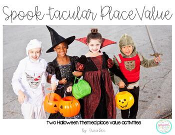 Spook-tacular Place Value