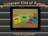 Spookley Craftivity: A Different Kind of Pumpkin