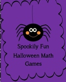 Spookily Fun Halloween Math Games for 1st grade