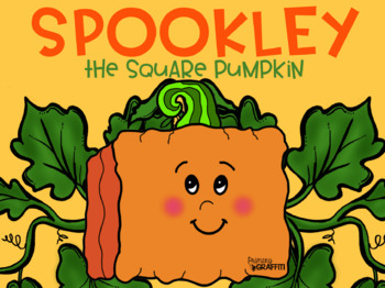 Spookley Book Companion {Pumpkin Investigation}