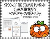 Spookley Character Traits Craftivity