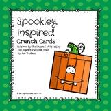 FREEBIE Spookley the Square Pumpkin Inspired Crunch Punch Cards & Behavior Sheet
