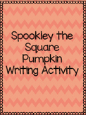 Spookley Pumpkin Writing Activity