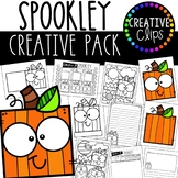 Spookley The Square Pumpkin Creative Pack {Made by Creativ