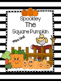 Spookley The Square Pumpkin Mini-Unit