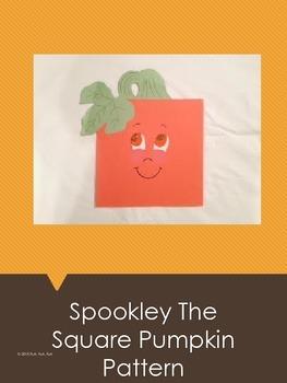 Square Pumpkin Pattern