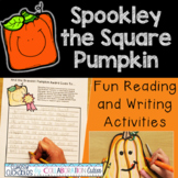 Spookley The Square Pumpkin and The Pumpkin Book Fiction &