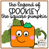 Spookley the Square Pumpkin   Book Study and Craftivity