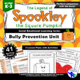 Spookley the Square Pumpkin-Bully Prevention Unit