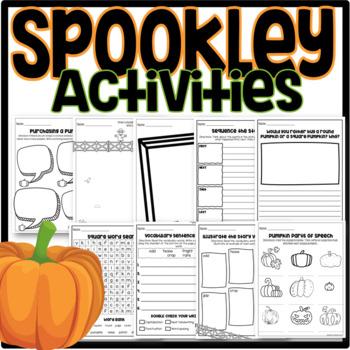 Spookley the Pumpkin Activities