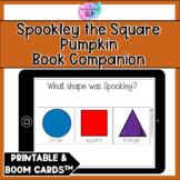 Spookley the Square Pumpkin Book Companion | Speech Therap
