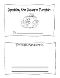 Spookley the Square Pumpkin Booklet