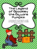 Spookley the Square Pumpkin Differentiated RLA/Math Work -