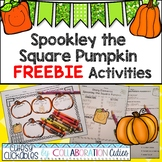 Spookley the Square Pumpkin FREEBIE Activities {Assessment, Vocabulary & More}