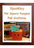 Spookley the Square Pumpkin Fall Craftivity