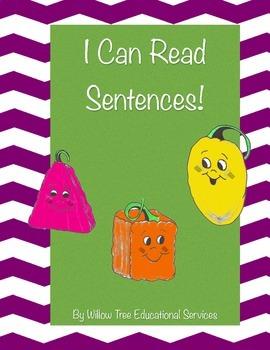 Spookley the Square Pumpkin I Can Read Sentences