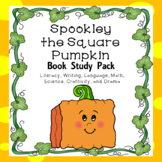Spookley the Square Pumpkin Literacy, Writing, Language, S