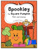 Spookley the Square Pumpkin Math and Literacy