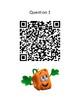 Spookley the Square Pumpkin - QR Code Scavenger Hunt - Fall - Halloween