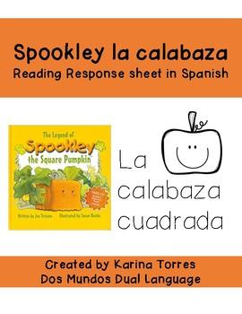 Spookley the Square Pumpkin (la calabaza cuadrada)