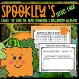 Spookley the Square Pumpkin's Secret Code Messages