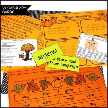 Spookley the Square Pumpkin Book Study