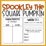 Spookly the Square Pumpkin / Read-Aloud