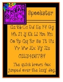 Spookster Font {Creative Clips Fonts}