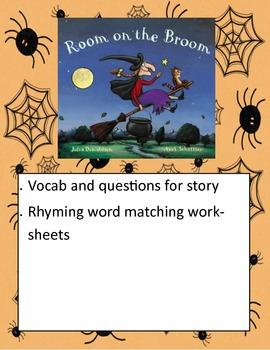 Spooktactular Books and Activities