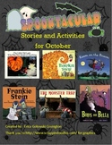 Spooktactular Books and Activities