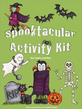 Spooktacular Activity Kit