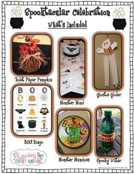 Halloween Party Package ~ Spooktacular Celebration