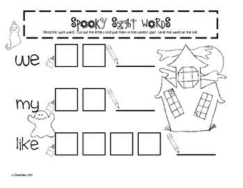Spooktacular Centers