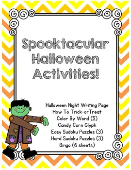 Spooktacular Halloween Activities
